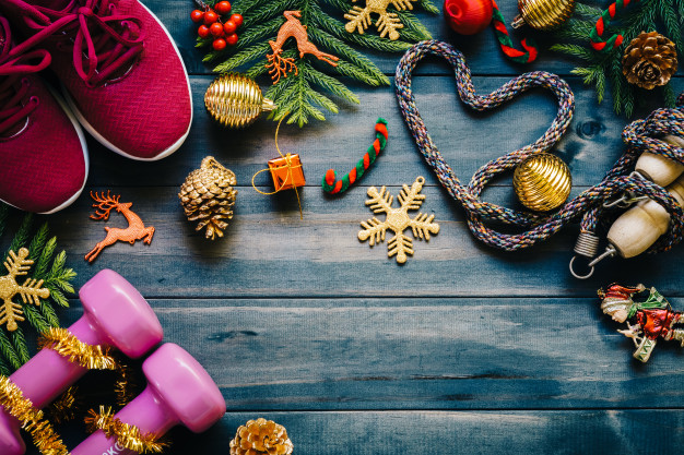 6 razones para no dejar el gym en Navidad