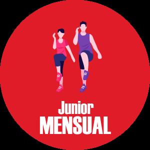 ICONOS QFITNES junior mensual