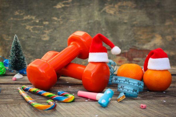 Cuidar los excesos en navidad desde Qfitness.
