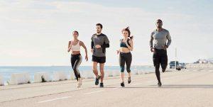 salud mental running